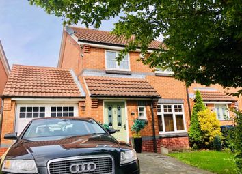 Thumbnail 3 bed semi-detached house to rent in Canal Way, Hinckley