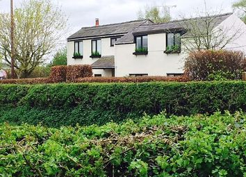Thumbnail 4 bed detached house for sale in Church Lane, Chester, Cheshire