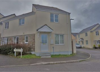 Thumbnail 3 bed semi-detached house for sale in St. Michaels Way, St. Austell