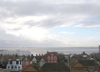 Thumbnail 2 bed flat for sale in Montague Court, Hamlet Court Road, Westcliff On Sea, Essex