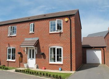 Thumbnail 3 bed semi-detached house for sale in Chestnut Way, Bidford-On-Avon, Alcester