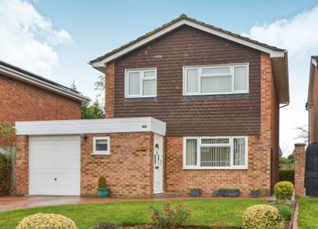 Thumbnail 3 bed detached house for sale in Temple Close, Bletchley, Milton Keynes