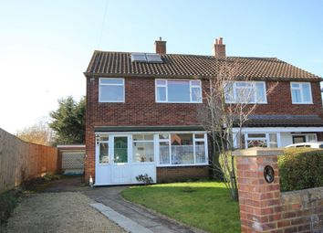 Thumbnail 3 bed semi-detached house for sale in Victoria Mead, Thame