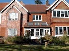 Thumbnail 1 bed flat to rent in Echo Barn Lane, Wrecclesham, Farnham