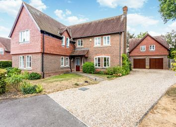 Thumbnail 5 bed detached house to rent in Palmers Yard, Ecchinswell, Newbury