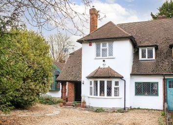 Thumbnail 4 bed semi-detached house for sale in Waynflete Avenue, Croydon