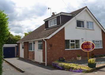 Thumbnail 2 bedroom semi-detached house to rent in Mallory Walk, Parklands, Northampton