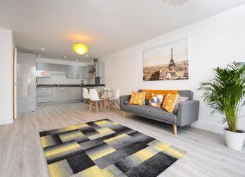 Thumbnail 2 bed flat for sale in Riverside Development, Braintree