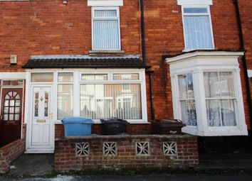 Thumbnail 2 bed terraced house to rent in Edgecumbe Street, Hull
