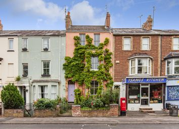 Thumbnail 4 bed town house for sale in Iffley Road, Oxford