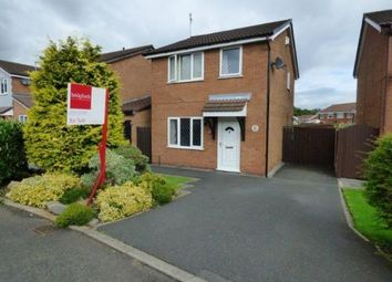 Thumbnail 3 bed detached house for sale in Oban Grove, Fearnhead, Warrington
