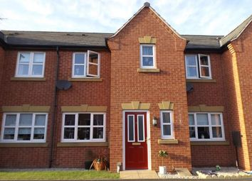 Thumbnail 3 bedroom terraced house for sale in East Street, Warsop Vale, Mansfield, Nottinghamshire