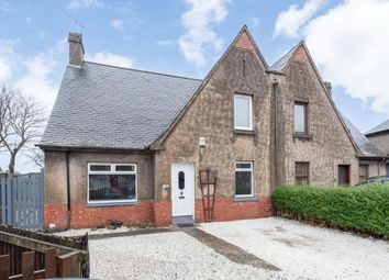 Thumbnail 3 bed semi-detached house for sale in Bayview Crescent, Methil, Leven