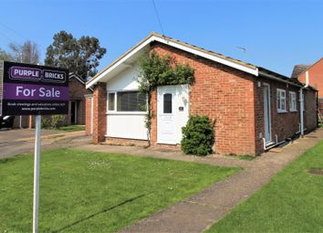 Thumbnail 3 bed detached bungalow for sale in Holme Close, Cambridge