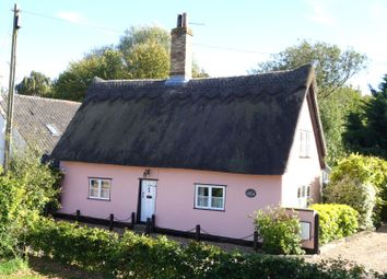 Thumbnail 3 bed cottage for sale in Rags Lane, Woolpit, Bury St. Edmunds