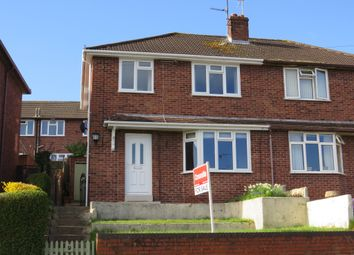 Thumbnail 3 bed semi-detached house for sale in Macaulay Avenue, Whitecross, Hereford