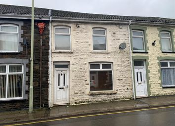 3 bed terraced house for sale in Llewellyn Street, Pontygwaith, Ferndale CF43