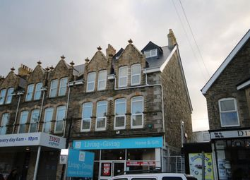 Thumbnail 1 bed flat to rent in East Street, Newquay