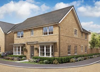 "4 bed detached house for sale in ""Alnmouth"" at Gumcester Way, Godmanchester, Huntingdon PE29"