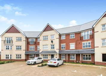 Thumbnail 2 bed flat for sale in Harebell Road, Andover