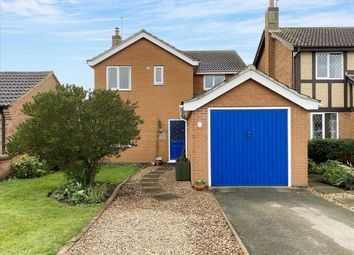 Thumbnail 4 bed detached house for sale in Westbeck, Ruskington, Sleaford