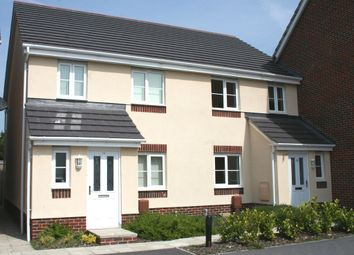 Thumbnail 3 bed terraced house to rent in Oysell Gardens, Fareham