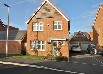 Thumbnail 3 bed detached house for sale in St. Wilfreds Road, Widnes