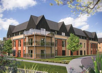 Thumbnail 2 bed flat for sale in Pathfinder Way, Northstowe, Cambridgeshire