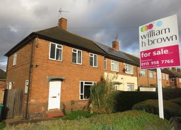 Thumbnail 4 bed semi-detached house for sale in Colchester Road, Strelley, Nottingham