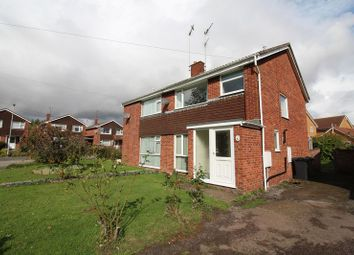 Thumbnail 3 bedroom semi-detached house to rent in Green End Road, Sawtry, Huntingdon