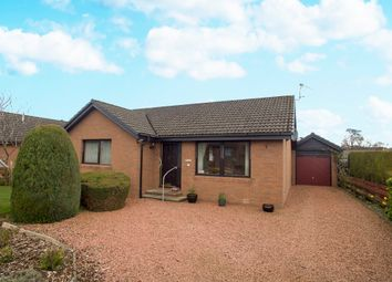 Thumbnail 2 bed detached bungalow for sale in Trinity Park, Duns