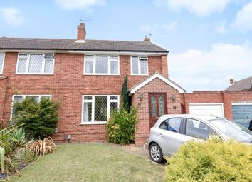Thumbnail 3 bed semi-detached house to rent in Leybourne Avenue, Byfleet, West Byfleet