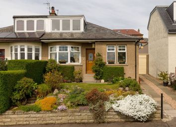 Thumbnail 4 bedroom semi-detached bungalow for sale in 35 Corstorphine Hill Gardens, Edinburgh