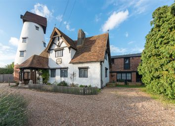 The Old Mill House, Windmill Close, Canterbury CT1. 5 bed semi-detached house for sale