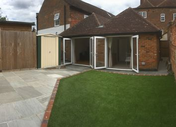 Thumbnail 2 bed semi-detached bungalow to rent in London Street, Chertsey