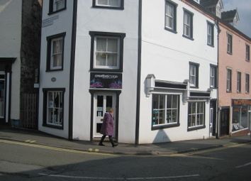 Thumbnail Retail premises to let in 1 Well Street, Ruthin