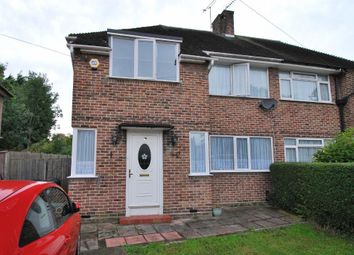 Thumbnail 3 bed semi-detached house for sale in Harp Road, Hanwell, London