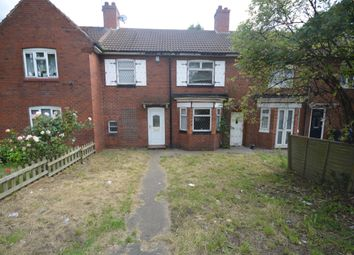 3 bed terraced house for sale in Warmsworth Road, Balby, Doncaster, South Yorkshire DN4