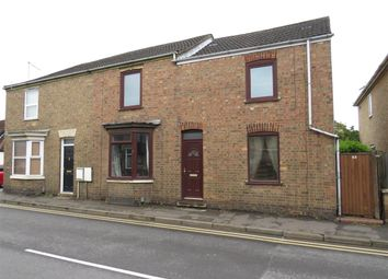 Thumbnail 2 bedroom end terrace house for sale in Eastgate, Whittlesey, Peterborough