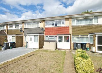 2 bed terraced house for sale in Robin Close, Addlestone, Surrey KT15