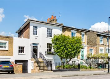 Thumbnail 4 bed property for sale in Stamford Road, London