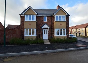 Thumbnail 3 bedroom detached house to rent in Morant View, Bowbrook Meadows, Shrewsbury