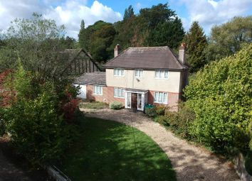 Thumbnail 3 bed detached house for sale in The Street, Bramley, Tadley
