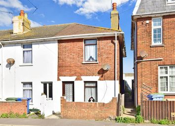 Thumbnail 2 bed end terrace house for sale in Marine Parade, Sheerness, Kent