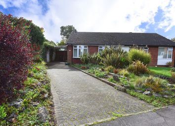 Thumbnail 2 bed detached bungalow to rent in Brookside, Wokingham