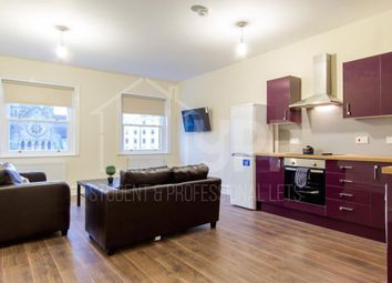 Thumbnail 3 bed flat to rent in Blenheim Terrace, Leeds