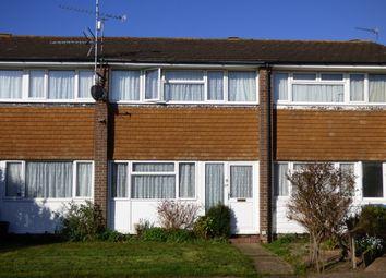 Thumbnail 2 bed terraced house for sale in Wolstenbury Road, Rustington, Littlehampton