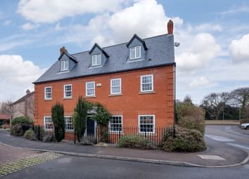 Thumbnail 6 bedroom detached house for sale in Lady Jermy Way, Teversham, Cambridge