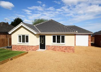 Thumbnail 3 bedroom detached bungalow for sale in Cromer Road, Ormesby, Great Yarmouth