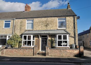 4 bed end terrace house for sale in High Street, Woodford, Kettering NN14